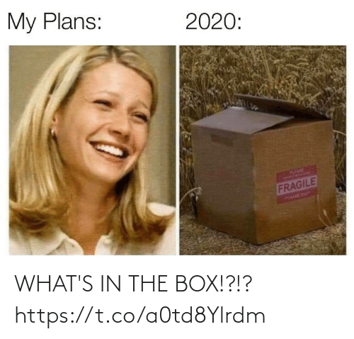 box: WHAT'S IN THE BOX!?!? https://t.co/a0td8Ylrdm