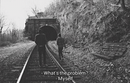 Whats, Problem, and Myself: What's the problem?  Myself
