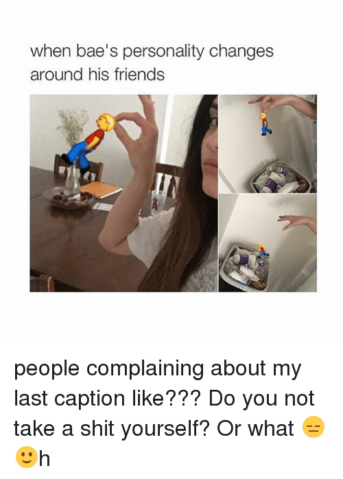 People Complain