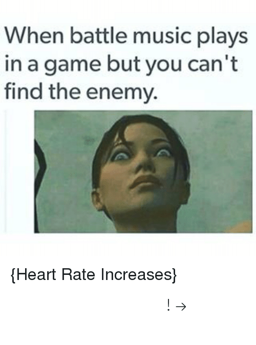 heart rate: When battle music plays  in a game but you can't  find the enemy.  Heart Rate Increases) 𝘍𝘰𝘭𝘭𝘰𝘸 𝘮𝘺 𝘗𝘪𝘯𝘵𝘦𝘳𝘦𝘴𝘵! → 𝘤𝘩𝘦𝘳𝘳𝘺𝘩𝘢𝘪𝘳𝘦𝘥