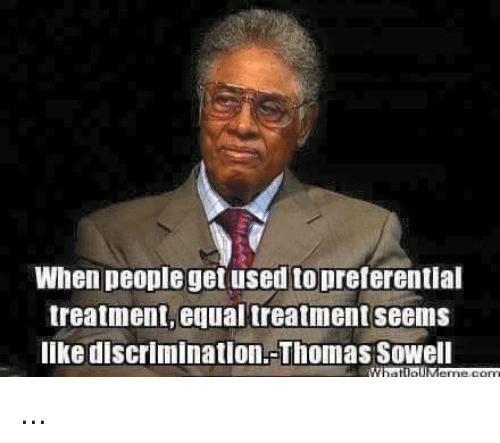thomas sowell essay race culture and equality The paperback of the the quest for cosmic justice by thomas sowell at justice or equality again without grappling with thomas sowell (race and culture.