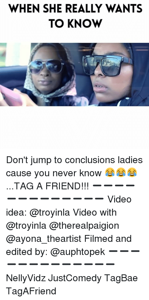 25 Best Memes About Dont Jump To Conclusions Dont Jump To Conclusions Memes
