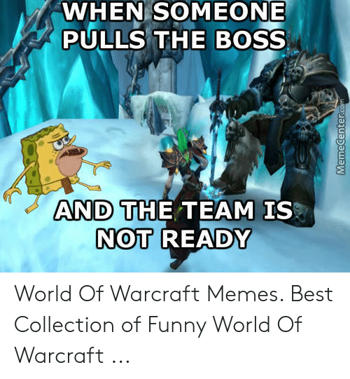 25 Best Memes About Funny World Of Warcraft Funny World Of