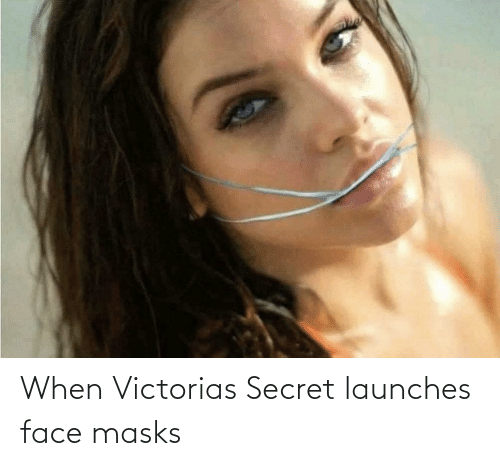 secret: When Victorias Secret launches face masks