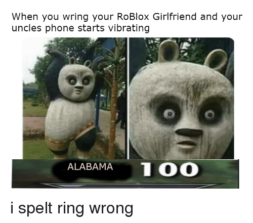 Girlfriend Roblox Id - When You Wring Your Roblox Girlfriend And Your Uncles Phone