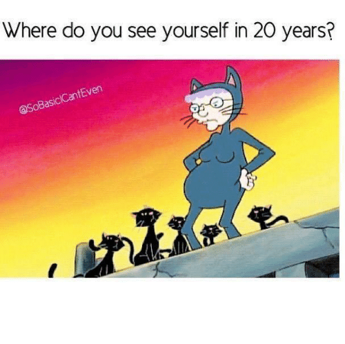 See Yourself In 20 Years