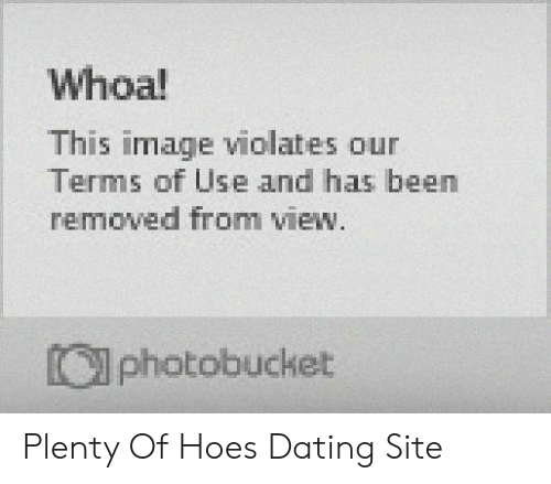 What is plenty of hoes com