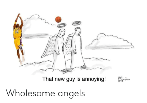 Wholesome: Wholesome angels