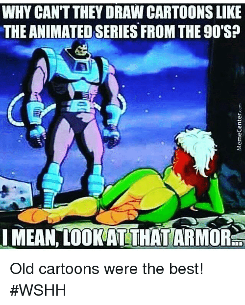 Old Cartoons