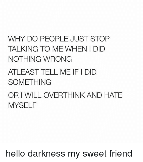 Did Nothing Wrong