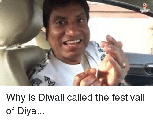 Indianpeoplefacebook, Diwali, and Why: Why is Diwali called the festivali of Diya...