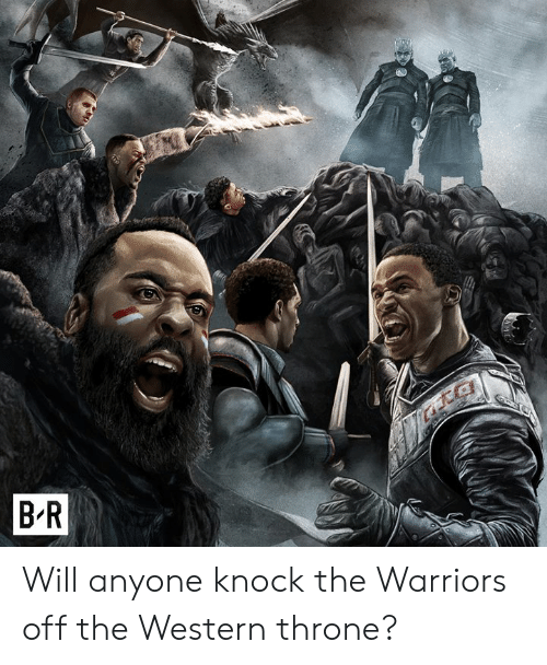 Warriors, Western, and The Warriors: Will anyone knock the Warriors off the Western throne?