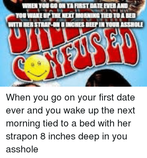 WITE HER STRAP-ON BINCHES DEEP IN YOUR ASSHOLE | Reddit Meme
