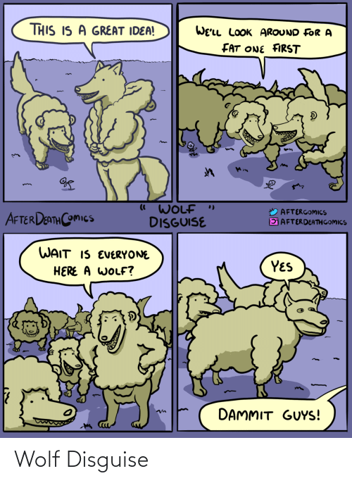 Wolf: Wolf Disguise
