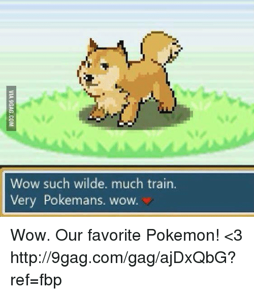 Favorite Pokemon