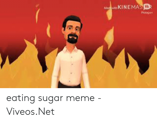 Viveos: wthKINEMASS eating sugar meme - 免费在线视频最佳电影电视节目 - Viveos.Net