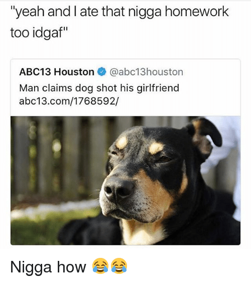 yeah nigga Nigga nigga nigga is a rap song made by a parody rap group known as gangsta rap the song is known for its excessive use of the word nigga  (yeah, mother.