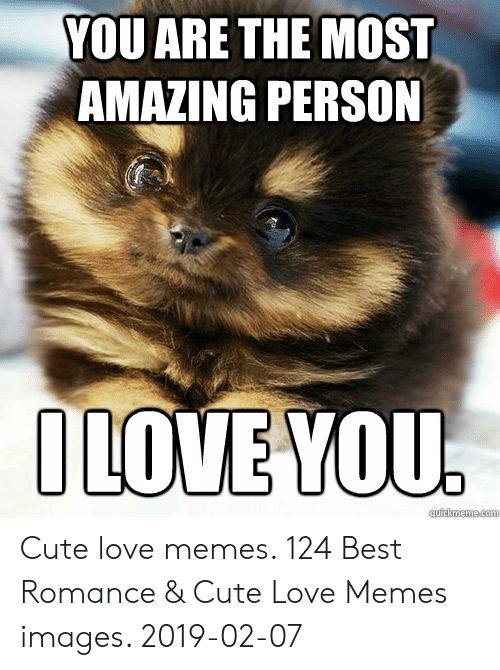 25 Best Memes About Cute Memes To Send To Your Boyfriend
