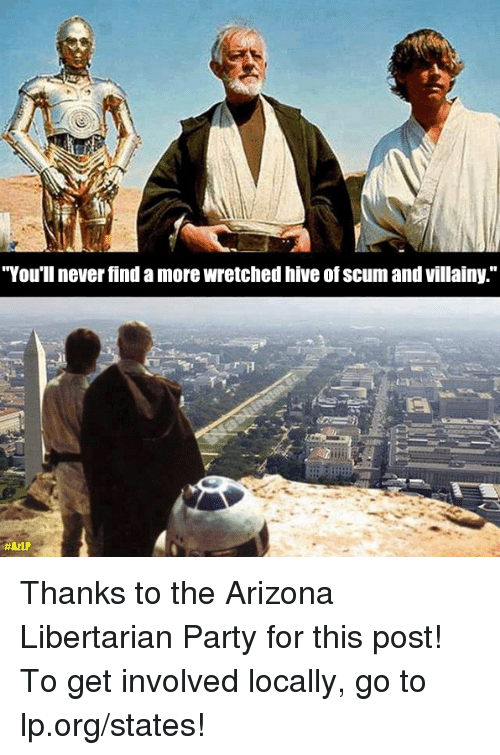 Hive Of Scum And Villainy