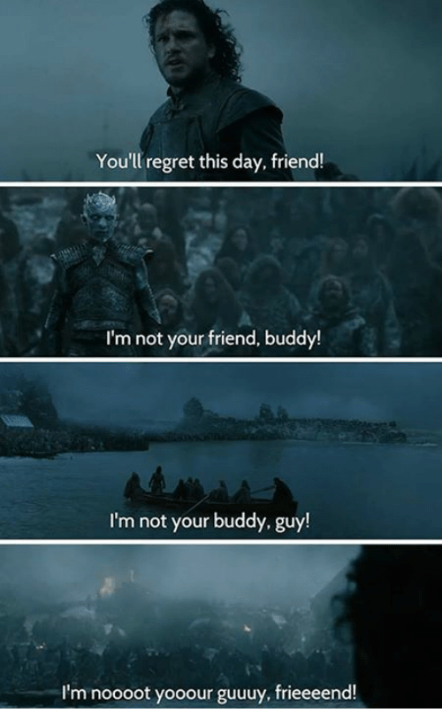 Im Not Your Friend