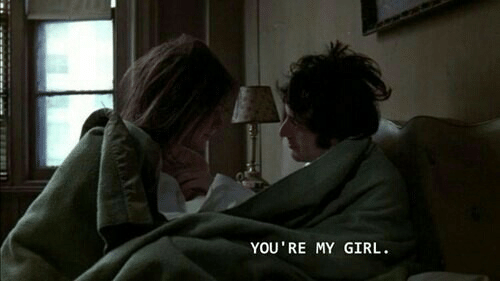 Girl, My Girl, and Youre: YOU'RE MY GIRL.